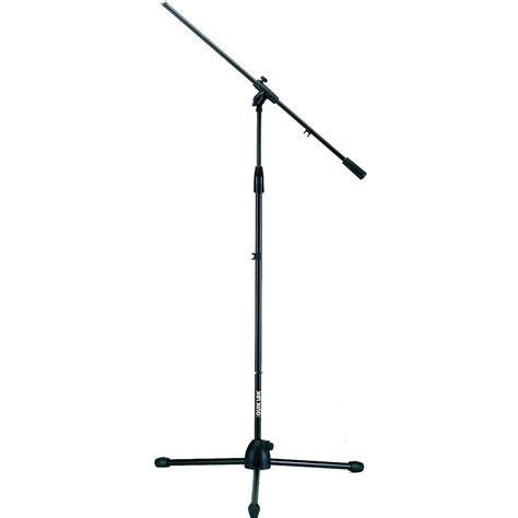 Tripod Mic Quiklok Tripod Microphone Stand A 300bkam B H Photo