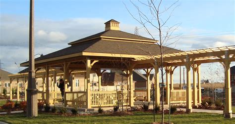 commercial gazebo the grand commercial gazebo