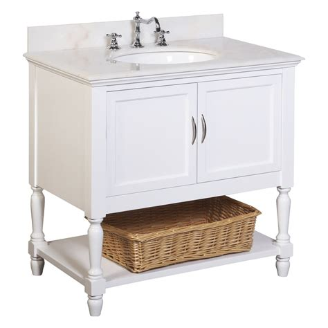 kitchen bath collection kbc beverly 36 quot single bathroom vanity set reviews wayfair