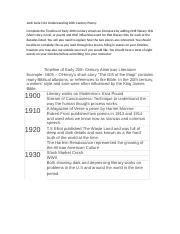 5.04 understanding 20th century poetry - Complete the