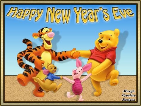 winnie  pooh happy  years eve quote pictures   images  facebook tumblr