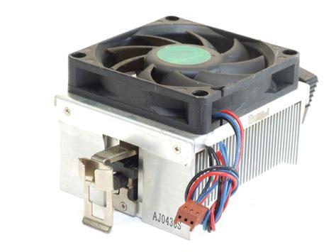 Cpu Sockel 939 by Amd Mf064 074 Cpu Processor Heatsink Heat Sink Fan Amd Sockel Socket 754 939 940