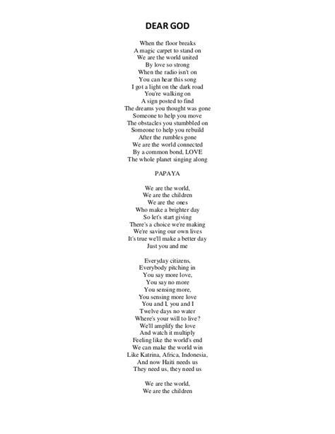song testo song lyrics