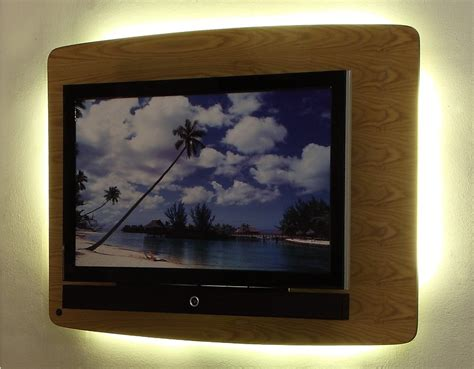 Jual Bracket Tv by Jual Jf604 Oak Tv Wall Brackets