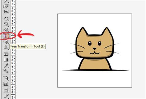 illustrator tutorial the amazing free transform tool illustrator free transform tool elwin lee s blog