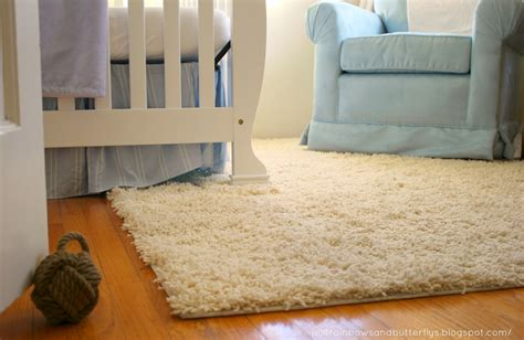 How To Clean A White Rug Rugs For Nursery