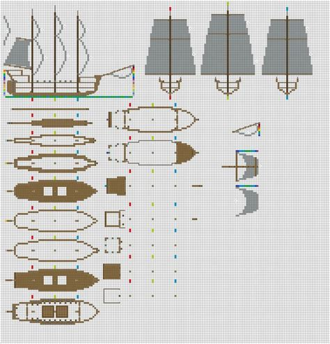 boat plans minecraft 25 best ideas about minecraft blueprints on pinterest