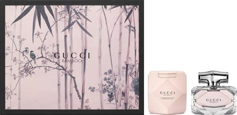 Gucci Set gucci bamboo eau de parfum spray gift set