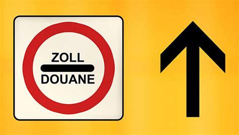 Motorradversicherung In Frankreich by Wein Tabak Fleisch Die Neuen Zollfreigrenzen F 252 R Schweizer
