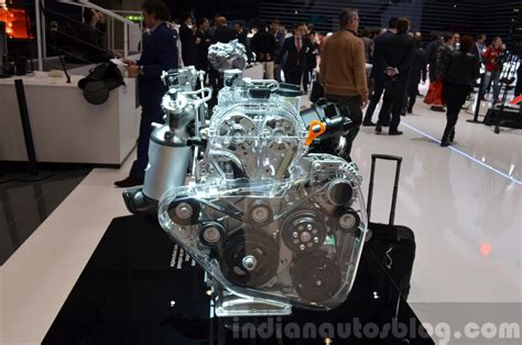 Kia T Gdi Engine Kia 1 0 Litre T Gdi Engine Side View Indian Autos