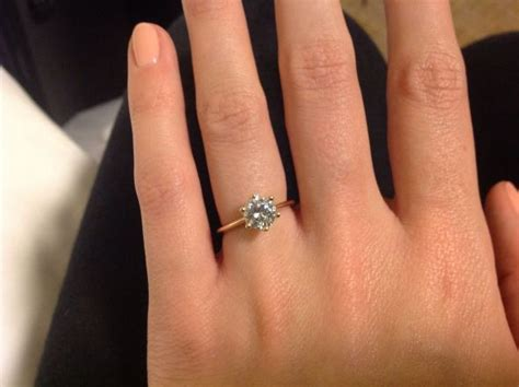5 Rings For Your Pretty Fingers by 1 Ct On A 4 5 Finger Sizing Diamonds Are A S