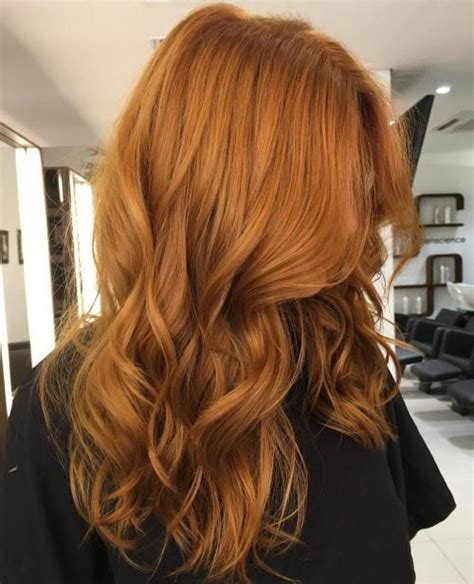copper hair color 40 fresh trendy ideas for copper hair color