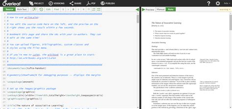Latex Tutorial Overleaf | tutorial 4 steps to getting started with latex and