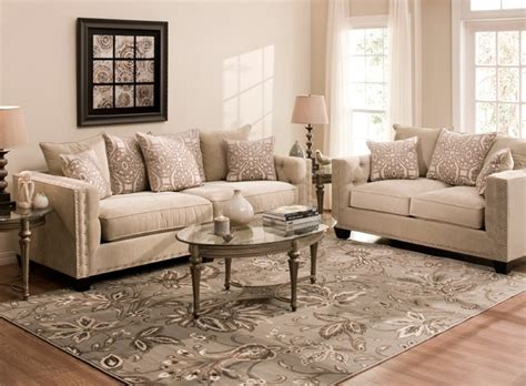 raymour and flanigan living room furniture cindy crawford calista collection contemporary living