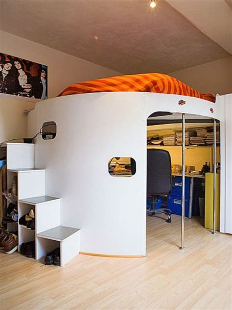 cool beds for teens 25 best ideas about kid bedrooms on pinterest kids