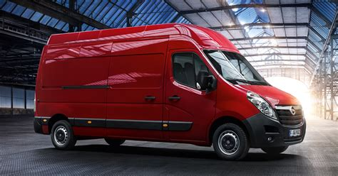 Opel Romania by Opel Movano Vehiculul Comercial Opel Romania