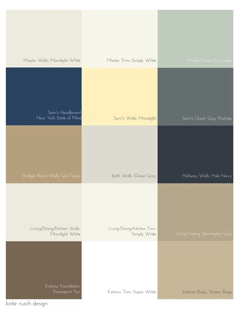 whole house color palette whole house paint color scheme whole free engine image