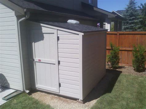 Attaching A Shed To A House by Build A Shed Attached To Garage Iimajackrussell Garages