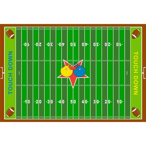 football field rug for rugs football field rug rugs home appliances shop the exchange