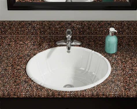 how to install drop in bathroom sink o1815 bisque bisque porcelain vessel drop in bathroom sink