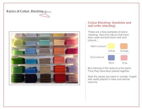 color wheel for visual merchandising the window lane merchandise presentation manual apparel category