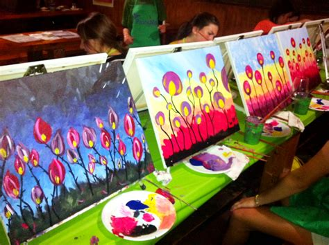 paint nite boston careers paint with cristina powell human services program