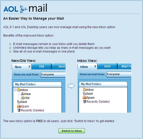 Email Search Aol Aol Mail Inbox Images