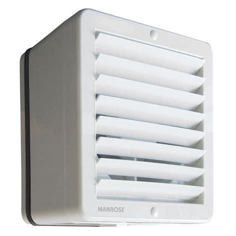 window mounted exhaust fan manrose window mounted exhaust fan 150mm white sku