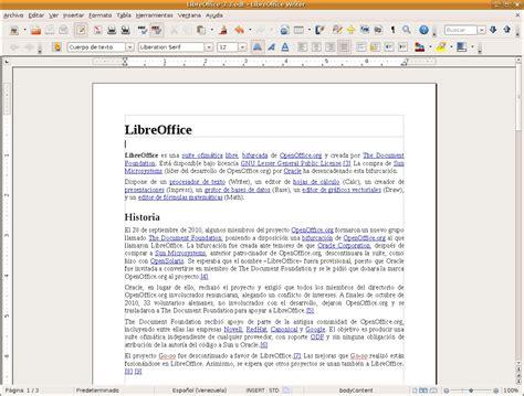 Spacing Essays Exle by Libreoffice Free