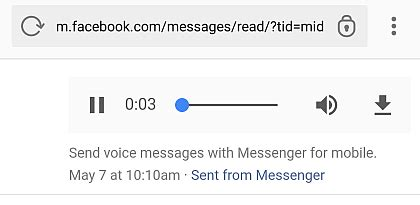 download mp3 from messenger android 把 facebook messenger 語音訊息保存成 mp3 tere territory