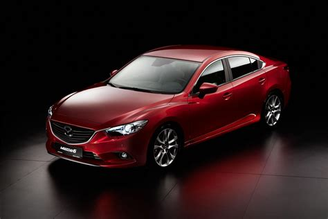 the new mazda all new mazda 6 officially unveiled autoevolution