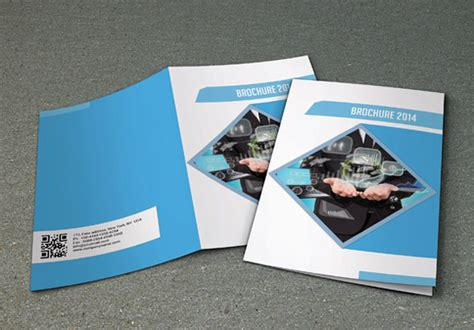 Corporate Bi Fold Brochure Template by Bi Fold Business Brochure V16 Brochure Templates On