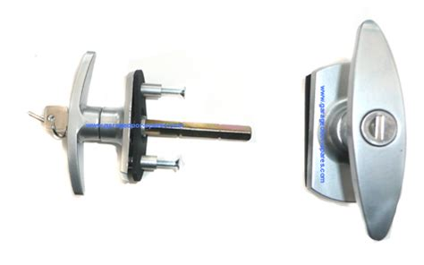henderson garage t bar lock handle spigots
