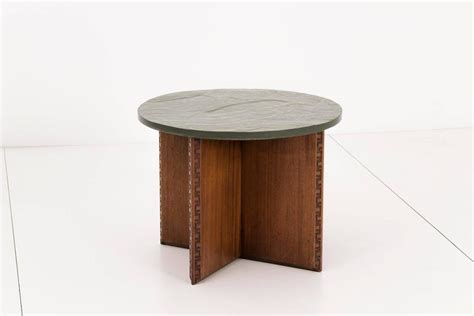 frank lloyd wright table l frank lloyd wright side table for sale at 1stdibs