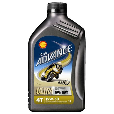 Shell Advance shell advance ultra 4t 15w50 for ducati 100 synthese