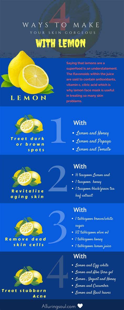 Mask Organik Lemon lemon mask for beautiful and spotless skin alluring