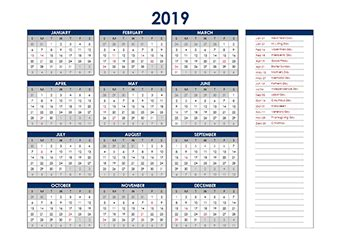 printable  singapore calendar templates  holidays