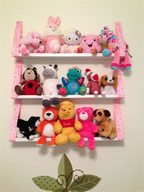 stuffed animal swing stuffed animal swing organization pinterest