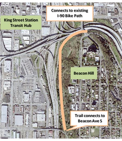 seattle jungle map kiro reporter concerned about mts trail extention through