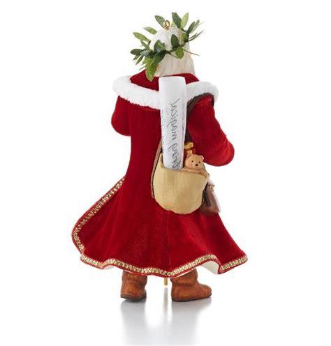 2013 father christmas hallmark ornament hallmark