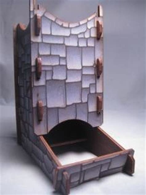 Tower Of Dices By Cm paizo dice tower knockdown