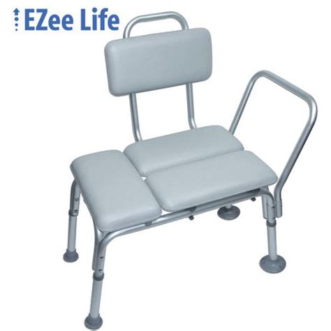 padded bath bench padded bath bench and shower bench ch1010 ezee life