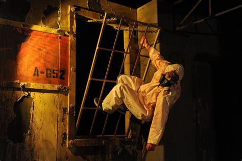 screams haunted house maryland scare zone