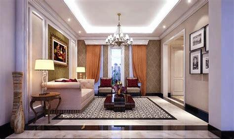 contoh desain interior ruang tamu minimalis elegan