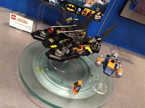 Lego 76034 Batboat Harbor lego batman batboat harbor pursuit summer 2015 set photos