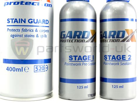 Stain Guard For Upholstery by Gardx Guard X 400ml Stain Guard Fabric Protector Paint