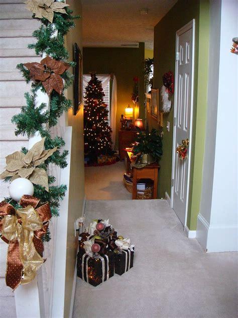 christmas hall decoration christmas pinterest
