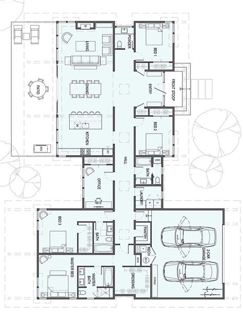 h shaped house plans australia 17 best images about floor plan fanatic on pinterest