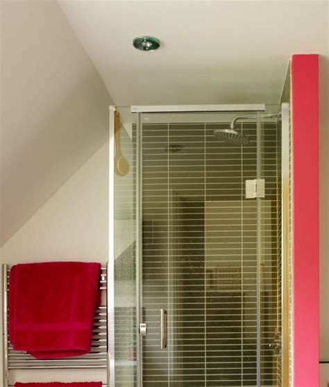 Contemporary Bathroom Downlight Glass Ip65 Shower Downlight