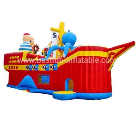 commercial bounce house wholesale wholesale commercial inflatable pirate ship bounce house products china products